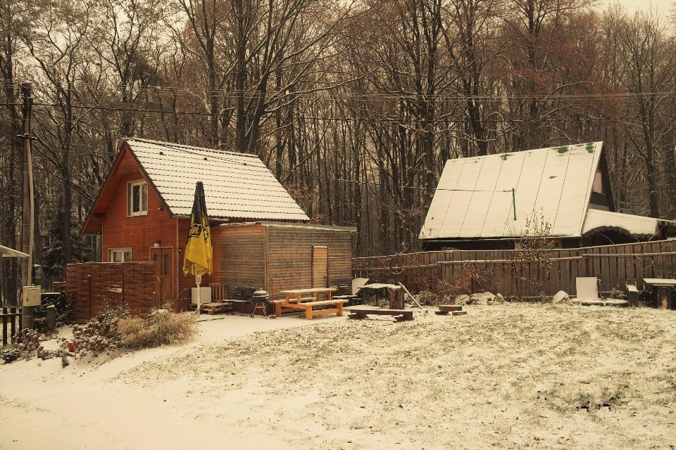 uz máme zimu :)